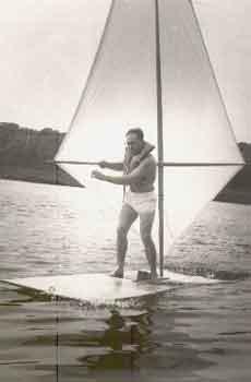 rüzgar sörfünün tarihi